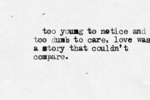 Terrible Things- Mayday Parade Submitted by:... at Quote a song ...
