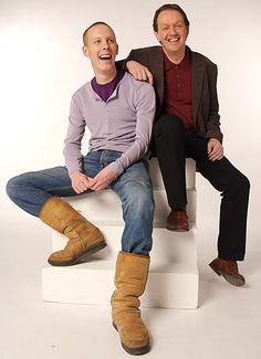 Laurence Fox And Kevin...