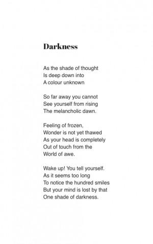 ... written by teenagers depressing poems written by teenagers depression