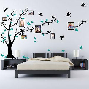 Family-Tree-Bird-Photo-Frame-Nursery-Wall-Quotes-Wall-Stickers-Wall ...