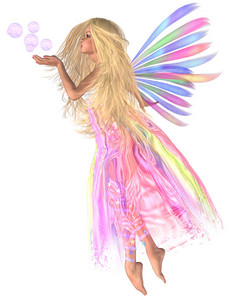 pink fairy - fairy sayings