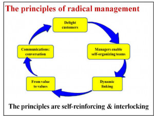 Using Radical Management As An Analytic Knife