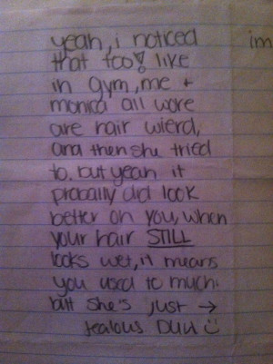 middle school notes