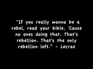 Lecrae quote