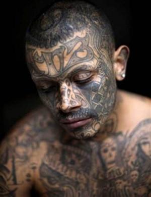 Gang Prison Tattoos