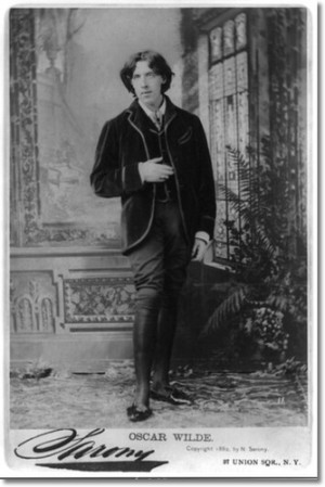 Oscar Wilde - Sarony. by Sarony, Napoleon, 1821-1896, photographer ...