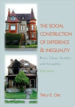 ... of Difference and Inequality: Race, Class, Gender, and Sexuality