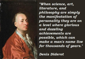 Denis diderot famous quotes 4