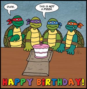 ... ninja turtles happy birthday ninja turtles happy birthday greeting