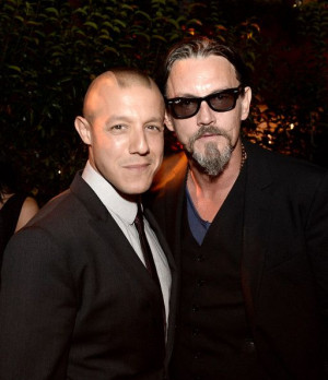 Theo Rossi and Tommy Flanagan – Juice and Chibs from Sons of Anarchy