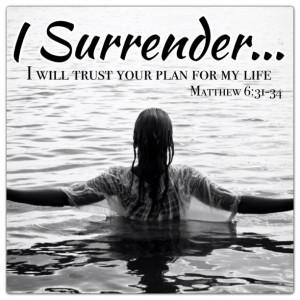 methods crash and burn…SURRENDER #god #christ #joy #peace #surrender ...