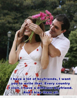 Blind dating picture with quote | Pintast