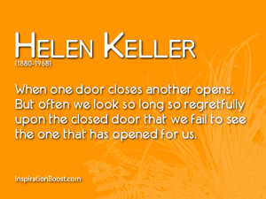Opportunity Quotes Keller opportunity quotes