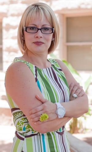 Rep. Kyrsten Sinema (Photo by Evan Wyloge/Arizona Capitol Times)