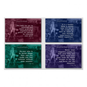 Fitness Motivational Quotes Gifts - Shirts, Posters, Art, & more Gift ...