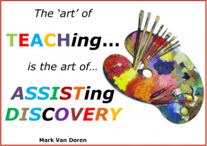Creative classrooms ought to be seen as communities of inquiry where ...