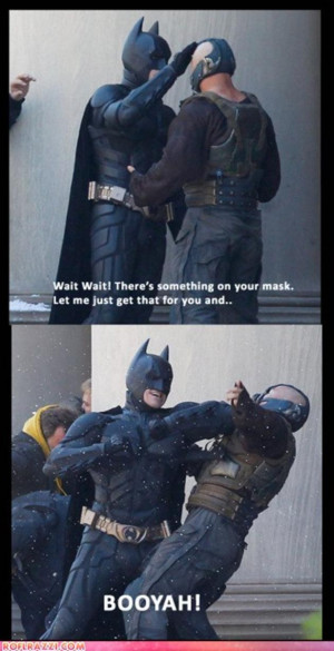Batman The Dark Knight Rises Funnies – II (15 pics)