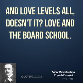 More Max Beerbohm Quotes