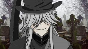 undertaker quotes black butler