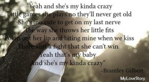 Brantley Gilbert Song Quotes video: