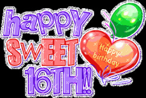 ... Birthday Quotes, Birthday Wishes, Sixteen Birthday, Birthday Greeting