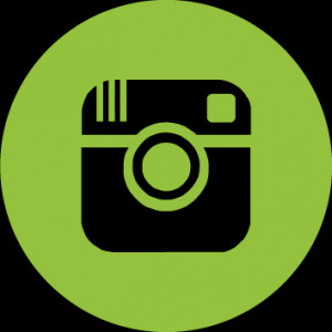 instagram logo white