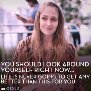 Girls Hbo Quotes