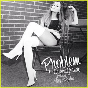 Ariana Grande Problem Lyrics Tumblr