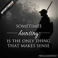 Hunting Quotes