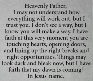 Prayer quotes, god, best, sayings, father