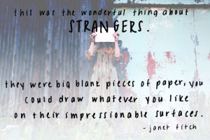 Janet Fitch Quotes janet fitch. this quote