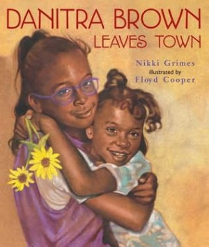 book cover of Danitra Brown Leaves Town
