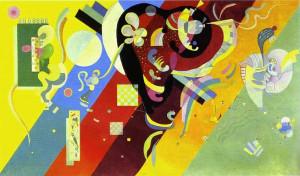 Wassily Kandinsky Paintings