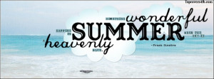 Wonderful-Summer-Quote-facebook-timeline-cover