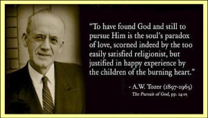 Great Christian Quotes by A.W.Tozer