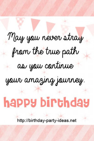 Cute Birthday Quotes And Sayings