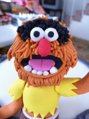 Muppets Animal Quotes Animal Muppets Show Cake