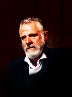 The Most Interesting Man in The World on...