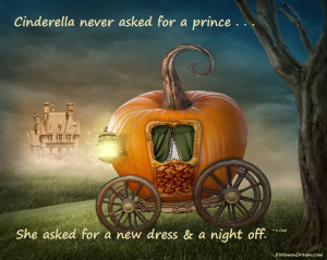 Love After Divorce: A Fairytale - Cinderella never asked for a prince ...