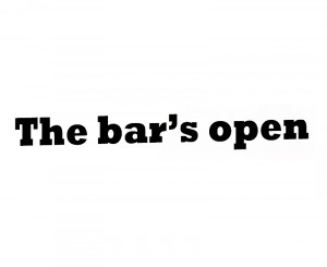 Open Bar Quotes
