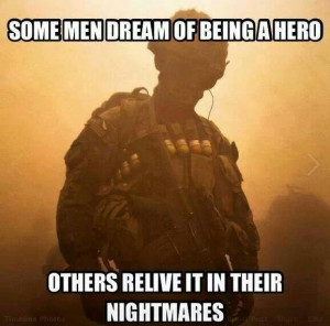For my brothers and sisters in the armed forces!