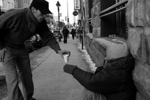 Giving to those most in need is a way of showing some of the love and ...
