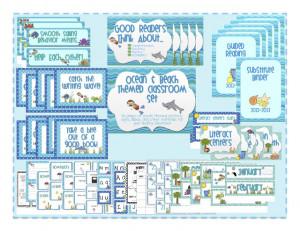 ocean themed classroom sayings