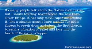Quotes About Golden Gate Bridge Pictures