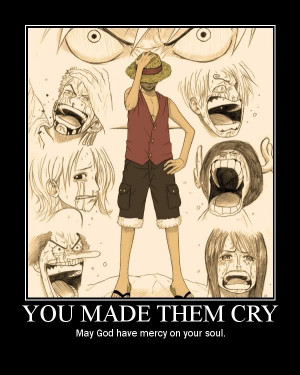 Monkey D Luffy Quotes