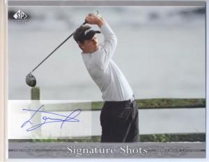 Luke Donald Signature Shots Graphic