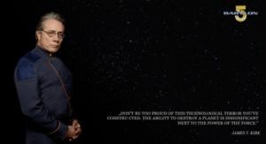 quotes battlestar galactica edward james olmos admiral william adama ...