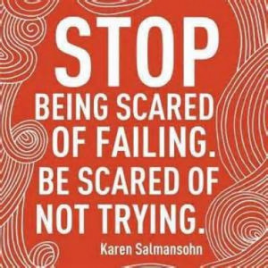 Quotes About Fear and Being Afraid