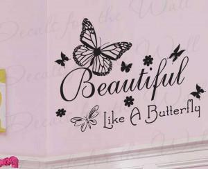 Inspirational Quotes Butterflies