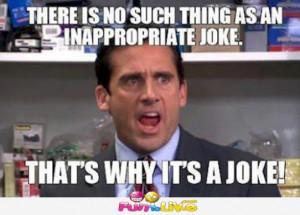 funny Michael Scott quote